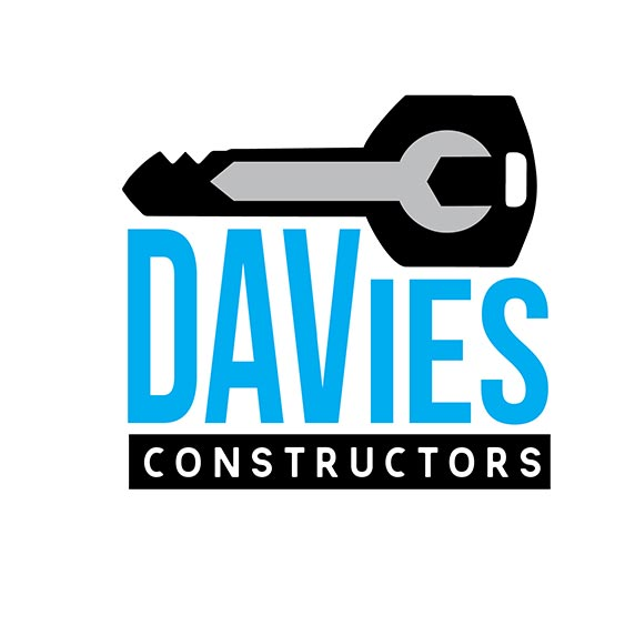 davies construction logo