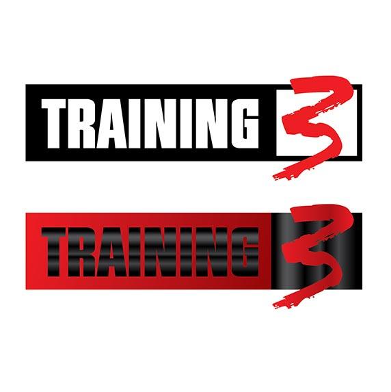 training 3 logo