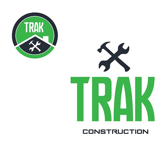 trak construction logo